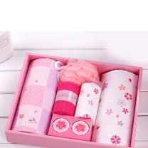 内野(UCHINO) 内野 R20448 樱花毛巾 七件装(计价单位:盒)