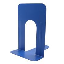 欧标 欧标(MATE-IST)书立架 金属书立 书档铁 9英寸书靠 一副两片蓝色 B2819 蓝色9寸