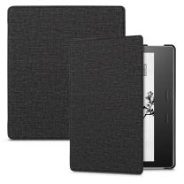 毕亚兹 毕亚兹(BIAZE) Kindle Oasis电子书保护套(2017全新版)KO2卡斯特7英寸电纸书阅读器皮套 布艺系列PB58-黑色 【Oasis2 2017版】黑色