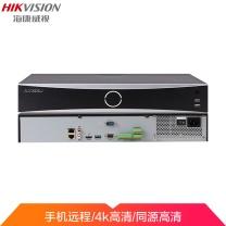 海康威视 HIKVISION 海康威视智能监控硬盘录像机8路智脑 人脸识别NVR监控主机 iDS-7908NX-K4/S 8路