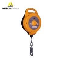 代尔塔 DEITAPLUS 代尔塔 / DELTAPLUS 505124 速差防坠制动器钢索 橙色 15米 505124 (15米)
