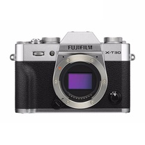 富士(FUJIFILM) X-T30/XT30 微单电数码相机/无反照像机 机身 (无镜头) 银色 机身 (无镜头)