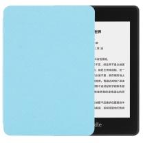 Kindle 全新Kindle paperwhite 电子书阅读器 电纸书墨水屏 经典版 第四代 6英寸wifi黑色 32G+梦幻蓝保护套