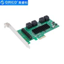 奥睿科 ORICO 奥睿科(ORICO)PCI-E转8口SATA3.0扩展卡台式机主机箱电脑高速转接卡 PAS-8U PCI-E转8口SATA3.0扩展卡