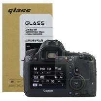 相机贴膜 佳能Canon 6D单反相机 钢化玻璃屏幕保护贴膜 高透防刮防爆金刚膜 佳能 6D