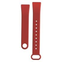 拉卡拉 拉卡拉智能手环 自定义五彩TPE材质亲肤腕带 玛瑙红 腕带 玛瑙红