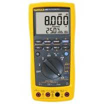 福禄克 福禄克(FLUKE)F789多功能过程万用表 效检仪 电流 电压 高精信号输出输入 仪器仪表 789 万用表回路信号源