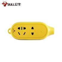 公牛 BULL 公牛(BULL)GN-C3D 不带线 2位插座摔不烂插板/16A大功率插排/排插/拖线板/自行接线/无插头无电源线