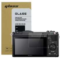 相机贴膜 索尼SONY 5000L/6000L/6300L/6500L微单相机 钢化玻璃屏幕保护贴膜 高透防刮防爆金刚膜 索尼ILCE-5000L/5100L/5100Y