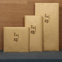 弘梅 弘梅生宣纸 四尺50张初学者毛笔书法练习纸 国画工笔画作品用宣纸