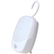 南孚 NANFU 南孚(NANFU)QYD-A1方形光控人体感应灯延时开关暖白光LED小夜灯/老人智能起夜灯/卧室/卫生间/进门灯