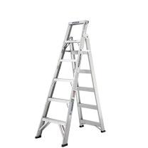 稳耐 稳耐 werner DP366CN 多功能铝合金梯子加厚折叠人字梯工业梯双侧两用六步梯1.8米两用合梯 DP366CN 1.8米