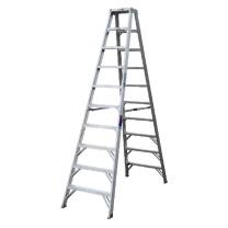 稳耐 稳耐(werner)T3514AS 铝合金梯子折叠双侧4.3米工程梯十四步人字梯工业梯 T3514AS 4.3米