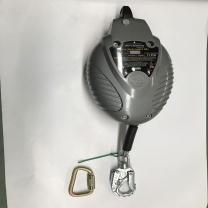 梅思安 MSA 梅思安62415-00CN 标准型速差器(15米镀锌钢缆)
