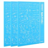 晨光 M&G 晨光(M&G)16K/48页学生数学错题本学科笔记纠错改错本子 3本装APYFCC95 数学错题本3本装