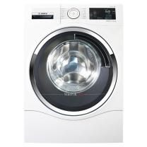 博世 BOSCH 博世(BOSCH) 10公斤 洗烘一体变频滚筒洗衣机 全触摸 静音除菌 (白色)XQG100-WDU285600W 6系洗干一体10公斤1400转白色