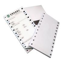 汇银达 HUIYINDA 汇银达(HUIYINDA)无碳复写纸 一式两联 联式POS纸 50本/箱 10箱装 一式两联