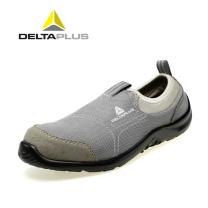 代尔塔 DEITAPLUS 代尔塔(Deltaplus)劳保鞋 透气轻便防砸防刺穿防静电 301216 灰色/灰色 40 灰色/灰色