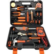 伏兴 伏兴 FX344 37件套电讯工具套装 工具箱组套 多功能电工维修组合工具 37件工具套装(电讯款)