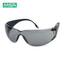 梅思安 MSA 梅思安 /MSA 9913250莱特-C透明镜片防冲击防飞溅防紫外线黑框 1副 9913250 透明