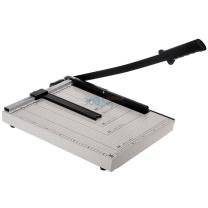 三木 SUNWOOD 三木(SUNWOOD) 1243 钢质切纸机/切纸刀/裁纸刀 380mm*300mm (切B4纸)380mm*300mm