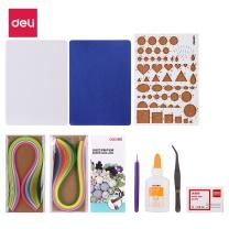 得力 deli 得力(deli)手工衍纸套装 创意衍纸画材料工具包74820 手工衍纸套装-小号