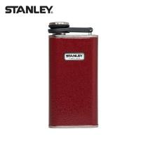 STANLEY Stanley史丹利经典系列不锈钢单层时尚便携酒壶236毫升 红色 红色