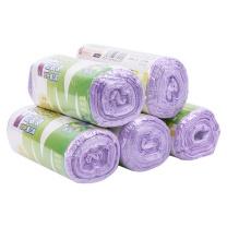 晨光 M&G 晨光(M&G)50*70cm/8卷背心式易清洁清洁袋垃圾袋 240只装ALJ99426 50*70cm 240只 紫色