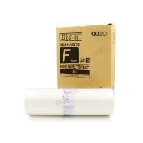 理想 RISO 理想 (RISO )F型B4版纸33(S-6976C) 适用于:SF B4机型(除租赁机)一盒装 每盒2卷