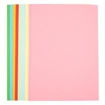 晨光 M&G 晨光(M&G)A4/80页多功能8色复印纸彩色手工折纸卡纸APYNB396 彩色 A4 80页