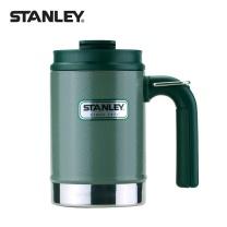 STANLEY Stanley史丹利经典系列不锈钢真空时尚保温桌面杯473毫升 绿色