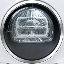 博世 BOSCH 博世(BOSCH)10公斤洗+9公斤干 洗干套装 WAU287600W+WTU879H00W 智能滚筒洗衣机 深度自清洁进口智能干衣机 智能款#8系洗10+6系干9